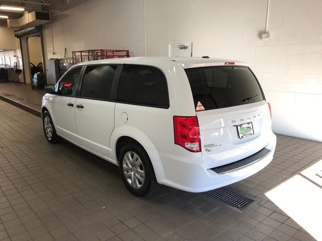 Used 2020 Dodge Grand Caravan SE with VIN 2C4RDGBG8LR241569 for sale in Buffalo, Minnesota