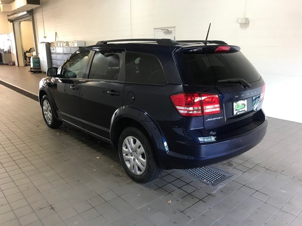 Used 2020 Dodge Journey SE with VIN 3C4PDCAB0LT199711 for sale in Buffalo, Minnesota