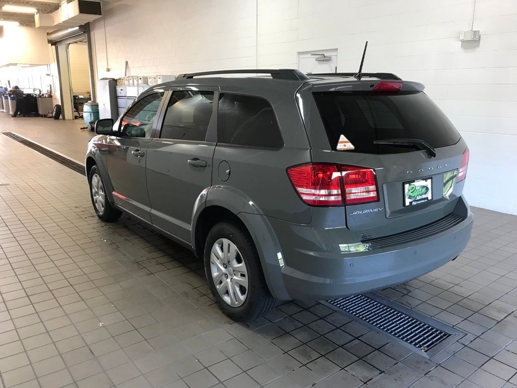 Used 2020 Dodge Journey SE with VIN 3C4PDCAB2LT199712 for sale in Buffalo, Minnesota